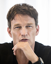August 8, 2017 - Hollywood, CA, USA - Stephen Moyer stars in the TV series The Gifted (Credit Image: © Armando Gallo via ZUMA Studio)