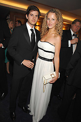 JACK FREUD and KATE MELHUISH at the 2008 Boodles Boxing Ball in aid of the charity Starlight held at the Royal Lancaster Hotel, London on 7th June 2008.<br /> <br /> NON EXCLUSIVE - WORLD RIGHTS