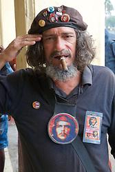 Che Guevara Look Alike