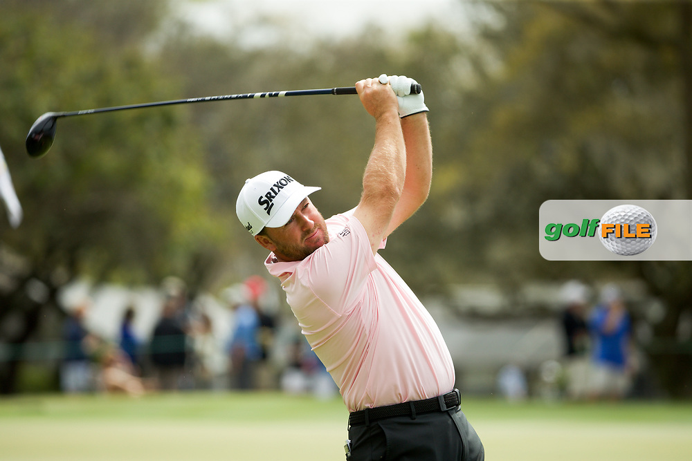 Graeme McDowell (NIR) during the final round of the Arnold Palmer Invitational presented by Mastercard, Bay Hill, Orlando, Florida, USA. 08/03/2020.<br /> Picture: Golffile   Scott Halleran<br /> <br /> <br /> All photo usage must carry mandatory copyright credit (© Golffile   Scott Halleran)