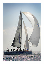 Bell Lawrie Scottish Series 2008. Fine North Easterly winds brought perfect racing conditions in this years event..Class 1 IRL39000 Marinerscove.ie
