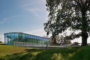 Small Animal Hospital, University of Glasgow. Exterior View.