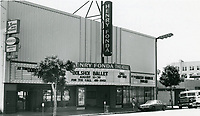 1987 Henry Fonda Theater at 6162 Hollywood Blvd.
