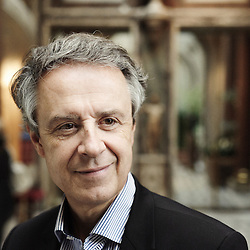 PARIS, FRANCE. NOVEMBER 25, 2010. Bruno Monnier, Culturespaces' CEO, here at the Musee Jacquemart-Andre his company manages. (photo by Antoine Doyen)