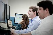 Belo Horizonte_MG, Brasil...Escritorio de empresa de engenharia em Belo Horizonte, Minas Gerais...Office of engineering company in Belo Horizonte, Minas Gerais...Foto: BRUNO MAGALHAES / NITRO
