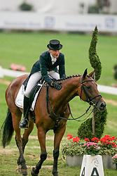 Donckers Karin - Gazelle de la Brasserie CH<br /> World Equestrian Games Aachen 2006<br /> Photo © Hippo Foto