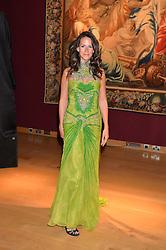 ALEX PAKENHAM at the Tatler & Christie's Art Ball held at Christie's, 7-15 Ryder Street, London on 12th June 2014.