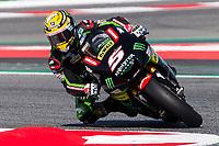 Johann Zarco of France and Monster Yamaha Tech 3 Team  rides during free practice for the MotoGP of Catalunya at Circuit de Catalunya on June 10, 2017 in Montmelo, Spain.(ALTERPHOTOS/Rodrigo Jimenez)