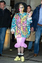 © Licensed to London News Pictures. 06/12/2013, UK. Lady Gaga, The Langham, London UK, 06 December 2013. Photo credit : Raimondas Kazenas/Piqtured/LNP