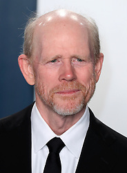 BEVERLY HILLS, LOS ANGELES, CALIFORNIA, USA - FEBRUARY 09: 2020 Vanity Fair Oscar Party held at the Wallis Annenberg Center for the Performing Arts on February 9, 2020 in Beverly Hills, Los Angeles, California, United States. 09 Feb 2020 Pictured: Ron Howard. Photo credit: Xavier Collin/Image Press Agency/MEGA TheMegaAgency.com +1 888 505 6342
