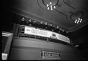 U.N.C.L.E. agents attend the first U.N.C.L.E. Conference and Film Show at the Adelphi Cinema as guests of Smiths Potato Crisps. .01.04.1967