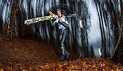 05.01.2014, Paul Ausserleitner Schanze, Bischofshofen, AUT, FIS Ski Sprung Weltcup, 62. Vierschanzentournee, Qualifikation, im Bild Gregor Schlierenzauer (AUT) // Gregor Schlierenzauer (AUT) during qualification Jump of 62nd Four Hills Tournament of FIS Ski Jumping World Cup at the Paul Ausserleitner Schanze, Bischofshofen, Austria on 2014/01/05. EXPA Pictures © 2014, PhotoCredit: EXPA/ JFK