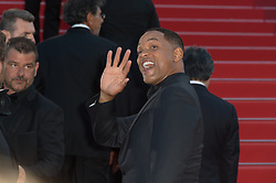 Will Smith attending the Closing Ceremony during the 70th annual Cannes Film Festival held at the Palais Des Festivals in Cannes, France on May 28, 2017 as part of the 70th Cannes Film Festival. Photo by Nicolas Genin/ABACAPRESS.COM