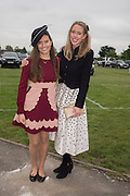 GEORGINA CRISFORD; EMILY LOPES, Sam Sangster, Carlo Carello and Christian Hamilton host a preview of Aspall's 1728 Fine Sparkling Cyder. Ladies Day, Epsom Downs.  A pop-up bar in No 1 car-park and lunch in a Box in the grandstand. . 3 June 2016