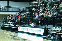 17 November 2017:  Shirk Center remodel during an College men's division 3 CCIW basketball game between the Alma Scots and the Illinois Wesleyan Titans in Shirk Center, Bloomington IL