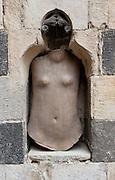 Sculpture, Damascus, Syria
