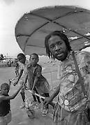 David Rudder - Calypso Star at home in Trinidad - 1987