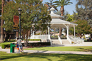White Gazebo at Temple City Park