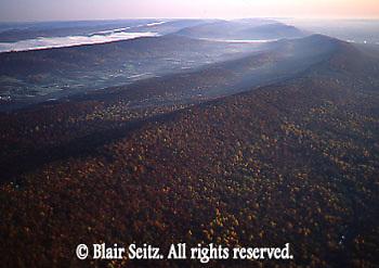 Southcentral Pennsylvania aerial photographs