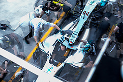 November 10, 2017 - Sao Paulo, Sao Paulo, Brazil - Free training day for the Formula One Grand Prix of Brazil at Interlagos circuit, in Sao Paulo, Brazil. The grand prix will be celebrated next Sunday, November 12. (Credit Image: © Paulo Lopes via ZUMA Wire)