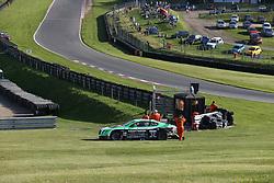May 7, 2018 - Brands Hatch, Grande Bretagne - 32 TEAM PARKER RACING (GBR) BENTLEY CONTINENTAL GT3 IAN LOGGIE (GBR) CALLUN MACLEOD  (Credit Image: © Panoramic via ZUMA Press)