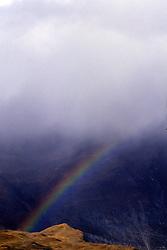 Rainbow View Of Matterhorn