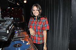 ATLANTA DE CADENET TAYLOR at the JW Anderson Top Shop Party held at Madame Jojo's, 8-10 Brewer Street, London W1 on 17th September 2012.