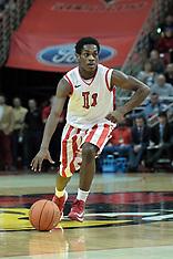 Paris Lee Illinois State Redbird Basketball Photos