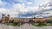 Plaza de Armas, Cusco, Urubamba Province, Peru