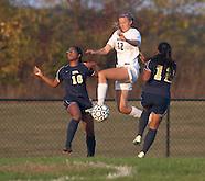 2014 Newburgh Free Academy vs. Warwick girls' soccer