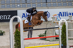 Lamaze Eric, CAN, Chacco Kid<br /> Aachen International Jumping<br /> Aachen 2020<br /> © Hippo Foto - Dirk Caremans<br /> 06/09/2020