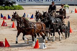 Degrieck Dries, BEL, Dirk, Garrelt, Grenadier, Zico<br /> World Equestrian Games - Tryon 2018<br /> © Hippo Foto - Dirk Caremans<br /> 23/09/2018
