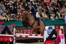 Lynch Denis, IRL, Gun Powder<br /> Leipzig - Partner Pferd 2019<br /> © Hippo Foto - Stefan Lafrentz