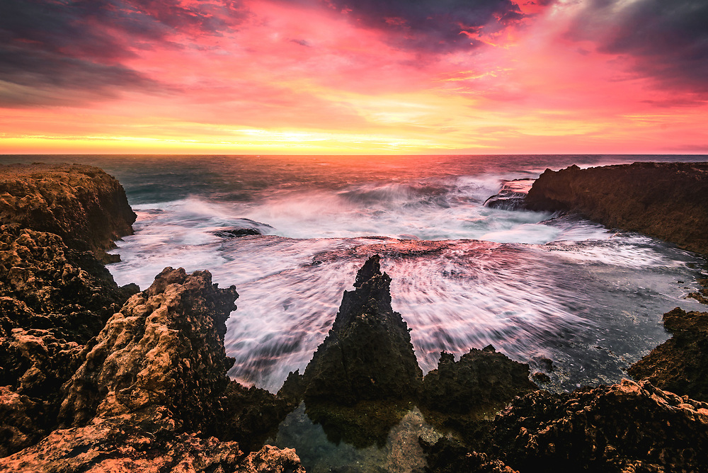 Quobba Coastline, Western Australia