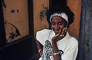 Habanero woman, Havana, Cuba