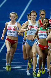 Sonja Roman of Slovenia competes in the women's 1500m Semi-Final during the 2009 IAAF Athletics World Championships on August 21, 2009 in Berlin, Germany. (Photo by Vid Ponikvar / Sportida)