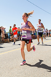 41st Falmouth Road Race: Victoria Hines