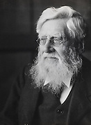 Dr. Alfred Russel Wallace, England, UK, 1910