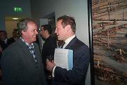 TONY ELLIOT; ED VAIZEY, Opening of the new PHOTOGRAPHERS GALLERY,  Ramillies St, London. 17 May 2012