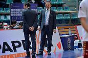 Maurizio Biggi<br /> Grissin Bon Pallacanestro Reggio Emilia - Umana Reyer Venezia<br /> Lega Basket Serie A 2016/2017<br /> Bologna, 23/10/2016<br /> Foto Ciamillo-Castoria
