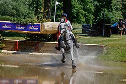 LUHMÜHLEN - Longines CCI5*-L/CCI4*-S Meßmer Trophy<br /> Deutsche Meisterschaften 2021<br /> <br /> BOONZAAIJER Janneke (NED), ACSI Champ de Tailleur <br /> Teilprüfung Gelände<br /> CCI4*-S Meßmer Trophy<br /> Cross-Country<br /> <br /> Luhmühlen, Turniergelände<br /> 19. June 2021<br /> © www.sportfotos-lafrentz.de/Stefan Lafrentz