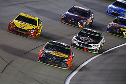 November 19, 2017 - Homestead, Florida, United States of America - November 19, 2017 - Homestead, Florida, USA: Martin Truex Jr (78) brings his car through the turns during the Ford EcoBoost 400 at Homestead-Miami Speedway in Homestead, Florida. (Credit Image: © Chris Owens Asp Inc/ASP via ZUMA Wire)