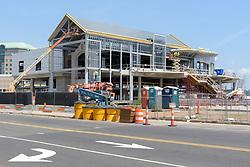 Boathouse at Canal Dock Phase II   State Project #92-570/92-674 Construction Progress Photo Documentation No. 13 on 21 Julyl 2017. Image No. 02