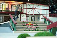 Chris Cole during Skate Street League Finals at the 2013 X Games Munich in Munich, Germany. ©Brett Wilhelm/ESPN