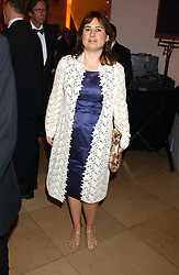 ALEXANDRA SHULMAN at a fundraising gala to celebrate 150 years of The National Portrait Gallery, at the NPG, St.Martin's Place, London on 28th February 2006.<br /><br />NON EXCLUSIVE - WORLD RIGHTS