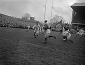 Rugby 14/02/1959 Five Nations Ireland Vs England