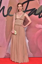 Portia Freeman bei den Fashion Awards 2016 in der Royal Albert Hall in London / 051216<br /> <br /> ***Fashion Awards 2016 in London, Britain, Dec. 5th, 2016.***