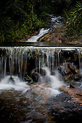 Manhumirim_MG, Brasil...Cachoeira no Parque do Sagui em Manhumirim...The waterfall in Sagui park in Manhumirim...Foto: BRUNO MAGALHAES / NITRO