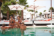 Marrakesh, Morocco. July 1st 2010..Nikki Beach.