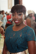 April 7, 2012 New York, NY:  Recording Artist Estelle attends the 62nd Annual Women of Distinction Spirit Awards Luncheon & Fashion Show sponsored by The Links, Inc- Greater New York Chapter held at Pier Sixty at Chelsea Piers on April 7, 2012 in New York City...Established in 1946, The Links,  incorporated, is one of the nation's oldest and largest volunteer service of women, linked in friendship, are committed to enriching, sustaining and ensuring the culture and economic survival of African-American and persons of African descent . The Links Incorporated is a not-for-profit organization, which consists of nearly 12, 000 professional women of color in 272 located in 42 states, the District of Columbia and the Bahamas. (Photo by Terrence Jennings)